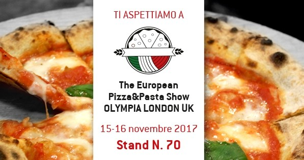 the european pizza pasta show olympia london uk 2017